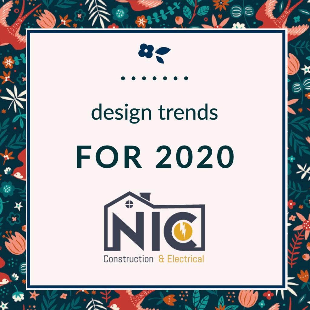 Design Trends 2020 pic