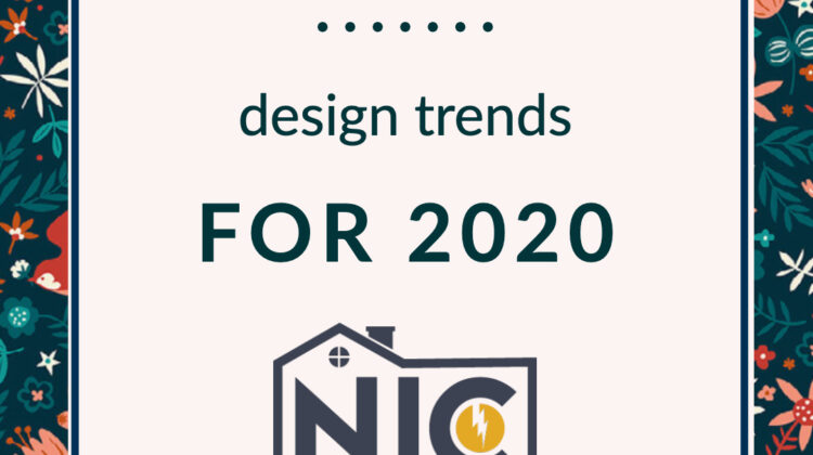 Design Trends 2020 pic